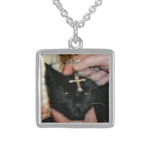 Cat pendant, necklace. (Cat swe - farrellhamann | ello
