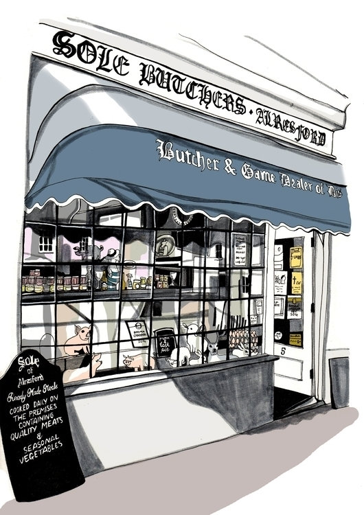Alresford Sole Butchers reporta - toraillustrates | ello