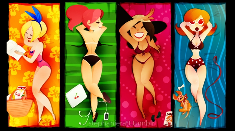 Beach gals slot game Multimedia - stephanierat | ello