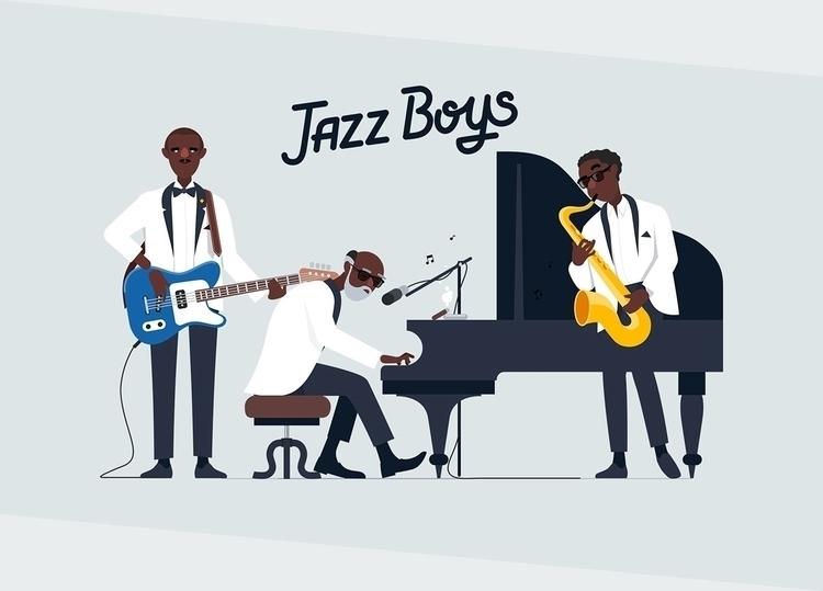 Jazz Boys Rocketboy Studio - rocketboy - rboy-8510 | ello
