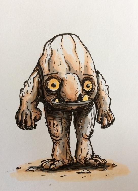creature - bas-1355   ello