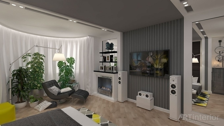 bedroom - artinterior | ello