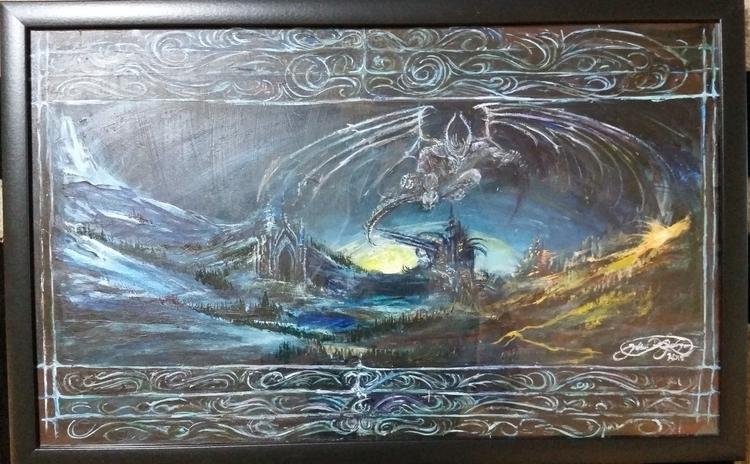 Fire Ice - dragons - lycius | ello