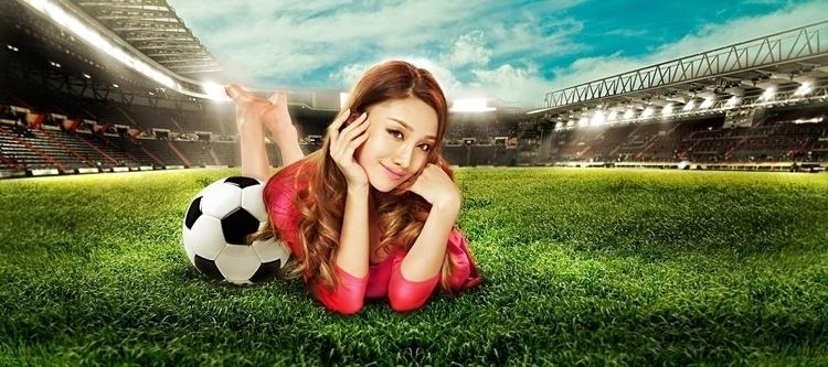 Soccer Love - soccer, stadium - rovielran | ello