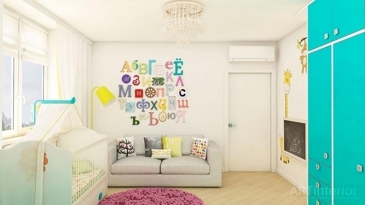 nursery - artinterior | ello