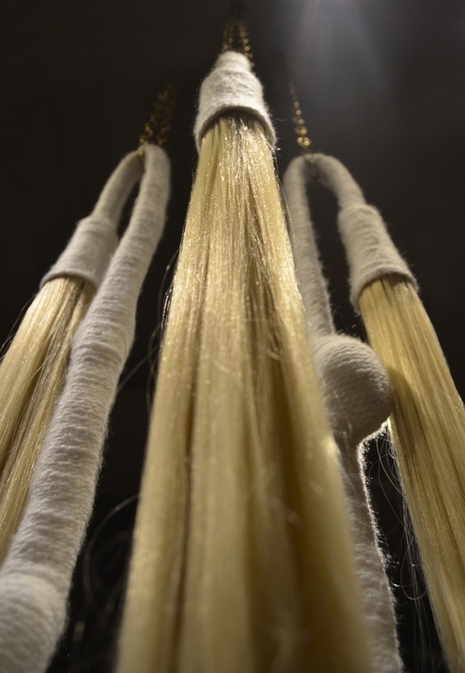 Fair Hair detail - teneehart | ello