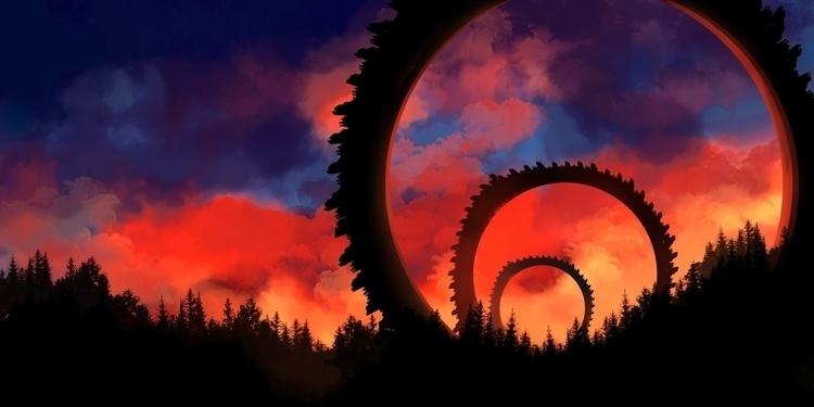 Ringmasters Tribute - illustration - dkrai-6247 | ello