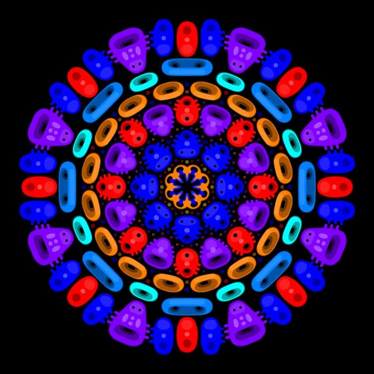 Mandala - mandala - gabrielpalacios-9761 | ello