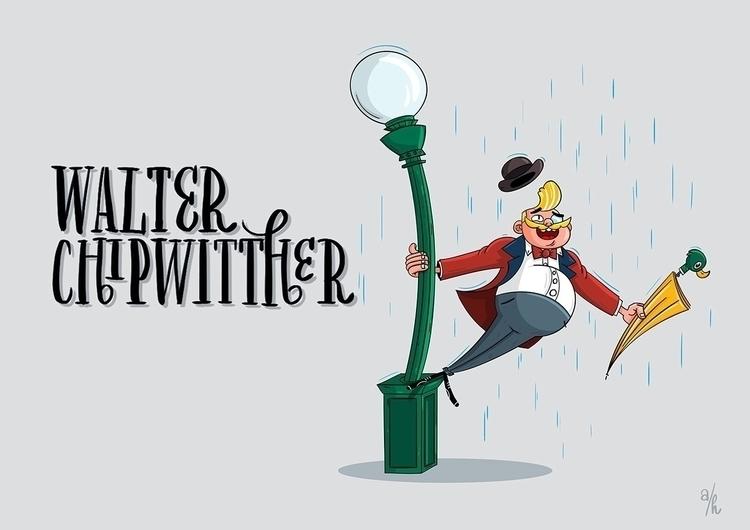 characterdesign - andreshertsens | ello