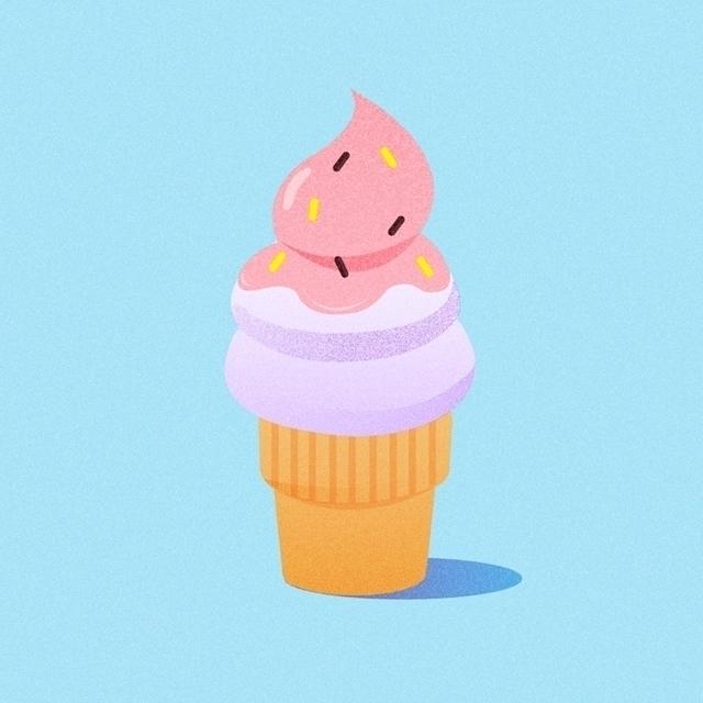 Food Icon 1 - icecream, ice, icon - clesternov | ello