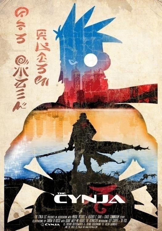 Poster Cynja - wacko_shirow | ello