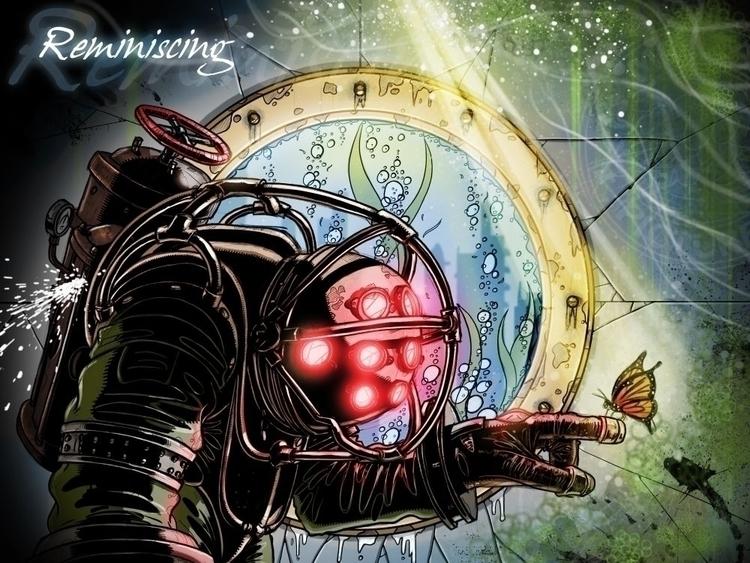 Reminiscing Bioshock - wacko_shirow | ello