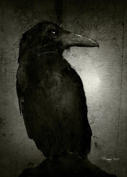 Crow Wild - romaartwork | ello