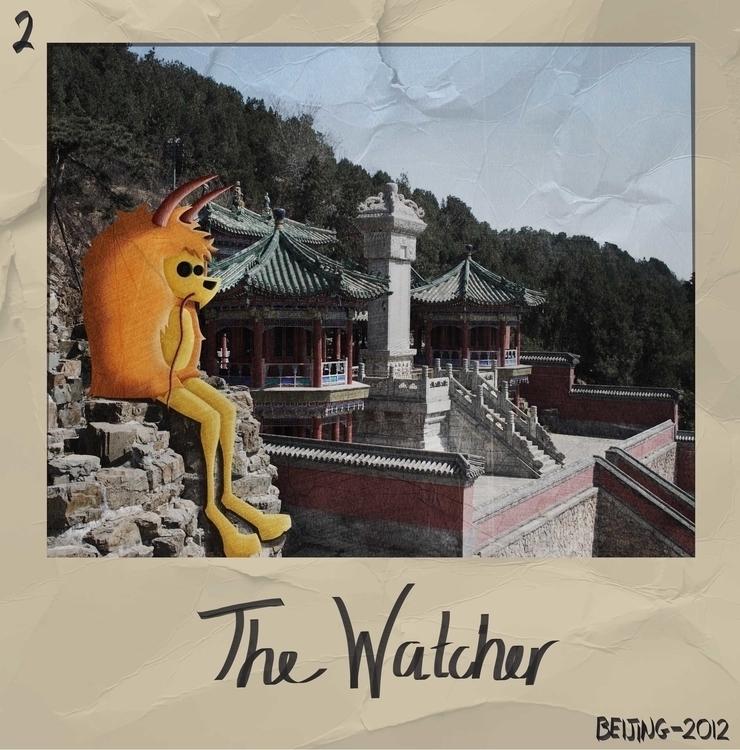 2. Beijing Watcher - illustration - mp-1845 | ello