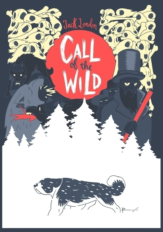 Jacket Jack Call Wild - bookcover - babooing | ello