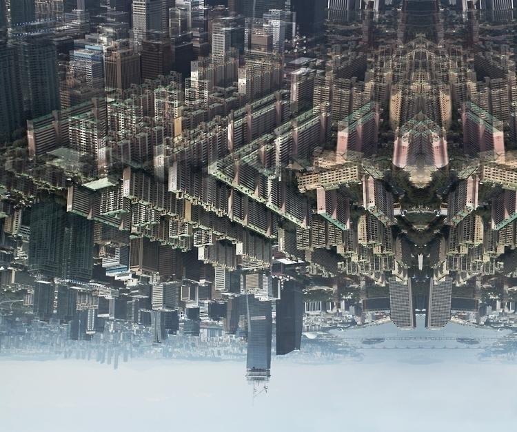 Seoul Construct - photography, digitalart - megabooboo | ello