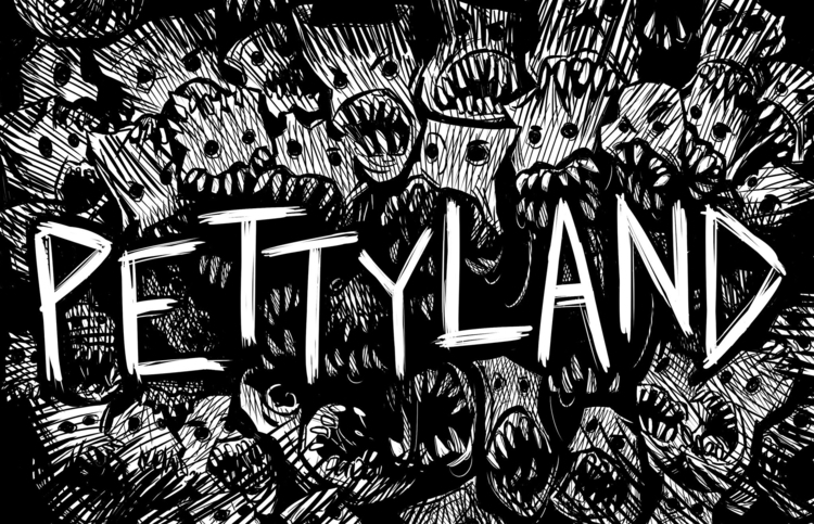 Title image Pettyland, slightly - lpetty | ello