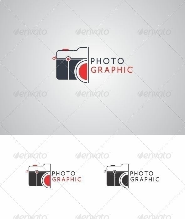 Photographic Camera Logo Art Ph - vector1st | ello