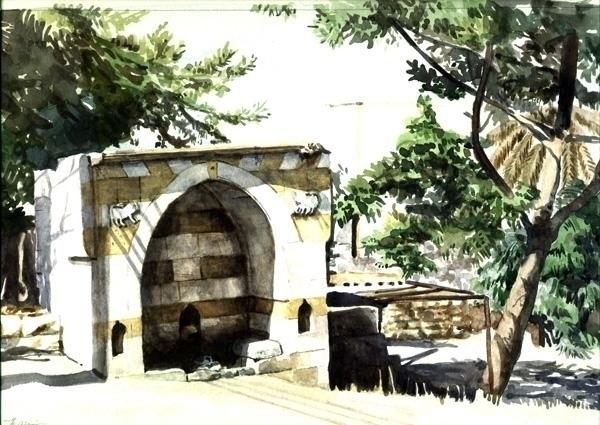 Abay Watercolors paper, 9x12cm - zaherbizri | ello