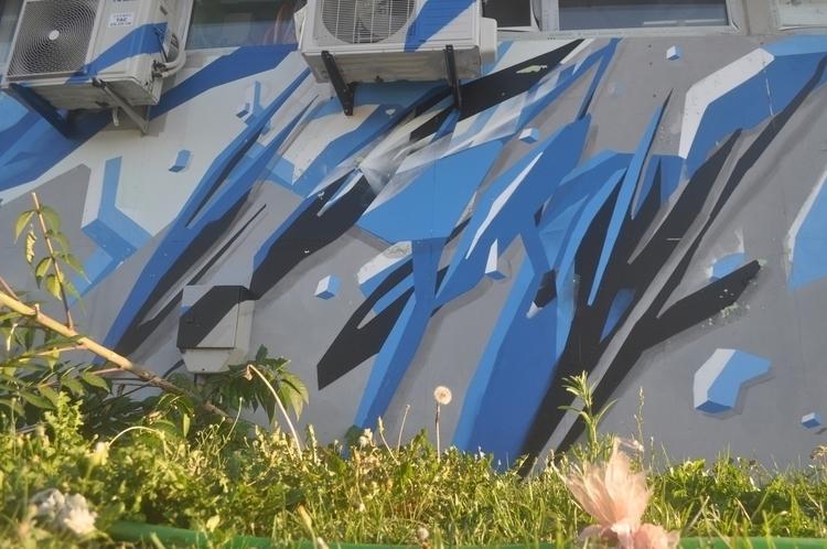 Flower Market Mural / Skopje 20 - organism-4233   ello