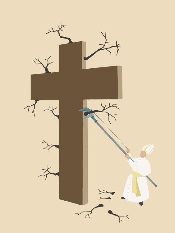 cut deadwood - pope - dorianostrologo   ello