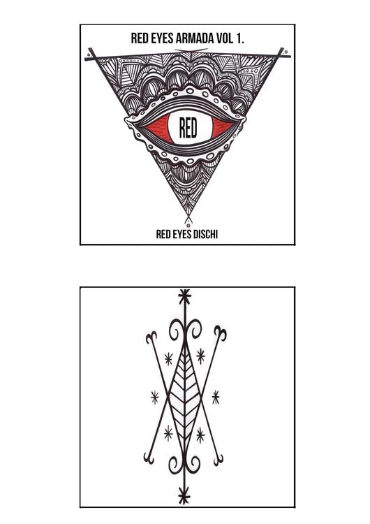 front- Theme: Voodoo Symbology  - h3ml0ck | ello