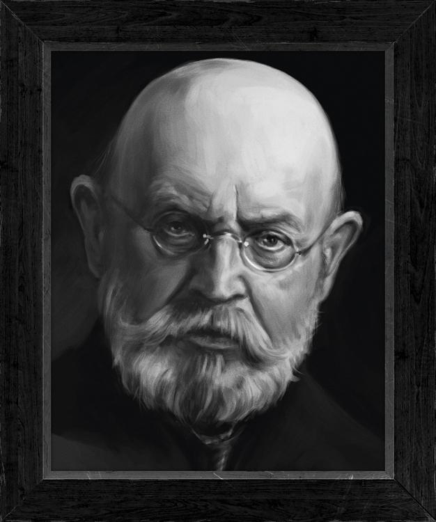 Alois Jirasek Portrait created  - jakubcenkl   ello