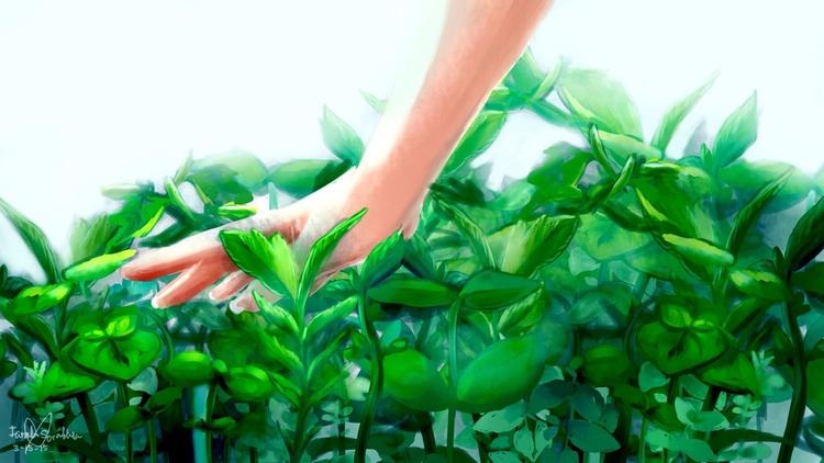 gardening, garden, plants, spring - fairyjelly | ello