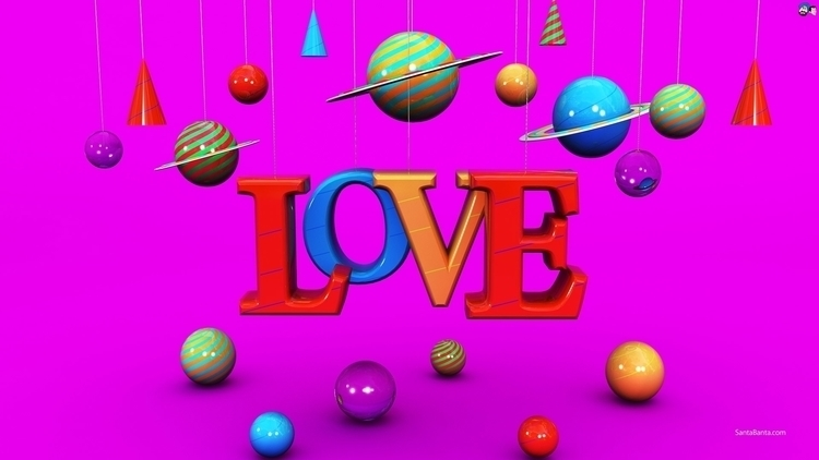 Love - illustration, conceptart - aman_d_singh | ello
