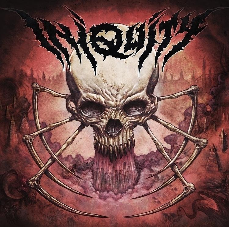 Iniquity Album cover danish ban - phoebus-7043 | ello