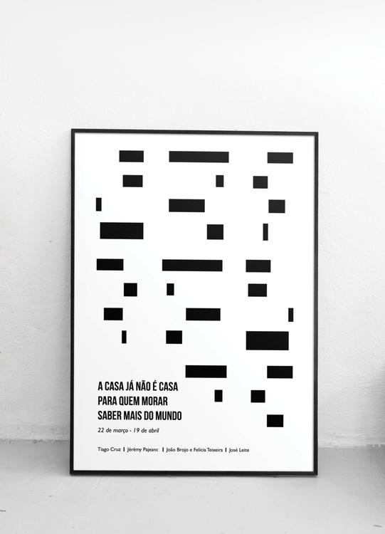 Espaço MIRA - Branding poster - graphicdesign - joanamatos | ello