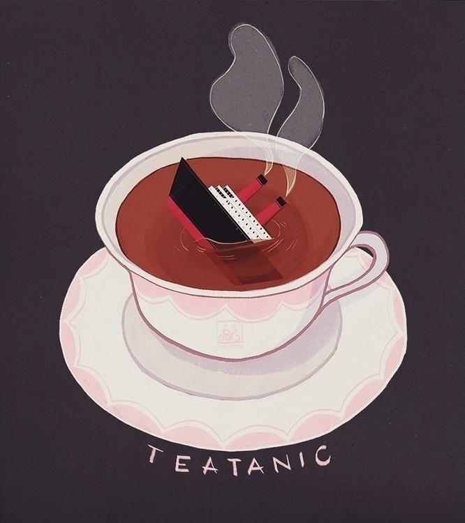 Teatanic - titanic, teatanic, dixieleota - dixieleota | ello