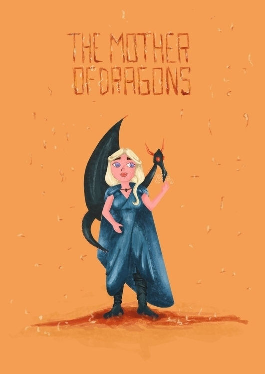 Daenerys Targaryen - daenerystargaryen - nfiasche   ello