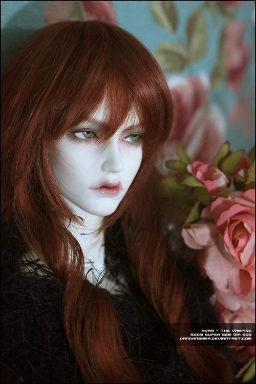 Doll: Adam Head mold: Soom Dia  - dandansama | ello