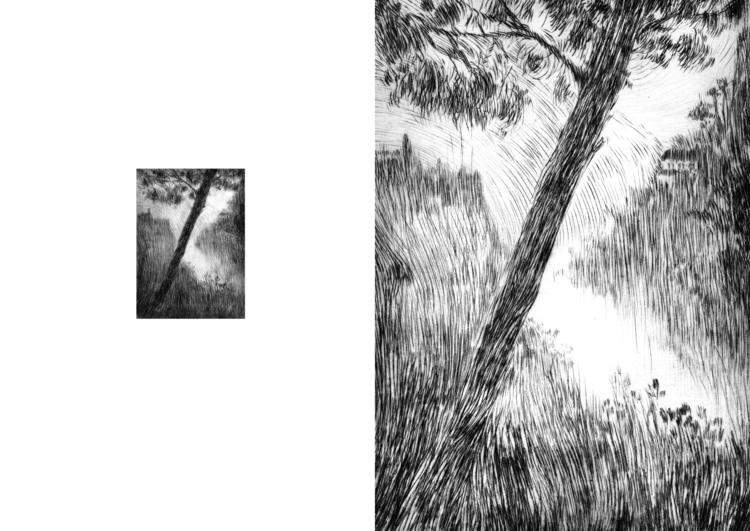 SANGU etching Luca Valente - luca-8429 | ello
