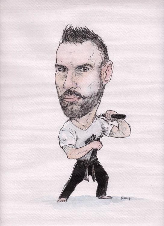 Adam - martialarts, kickboxing, instructor - waivisuals | ello