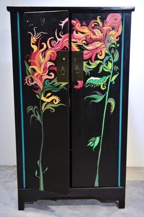 bloom Wardrobe - furniture, furnituredesign - norahuszka | ello