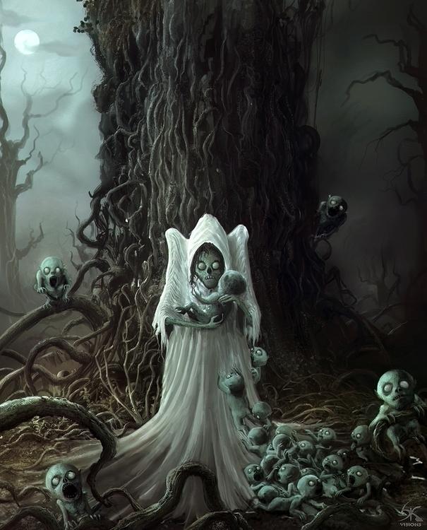 Title Mother ghouls Description - sanskarans | ello