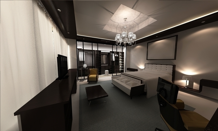 room design_facadeadvertising - 3d - ruzzletenga | ello