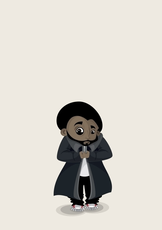 #characterdesign#streets#vector#illustrations#digital#zjoosh - lily-8364 | ello
