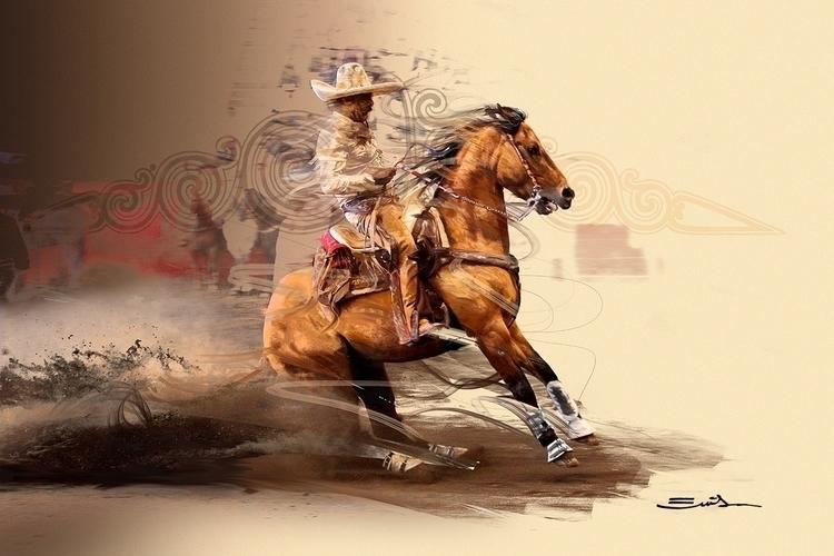 Cala Details - caladecaballo, horsesinaction - emilioartist | ello