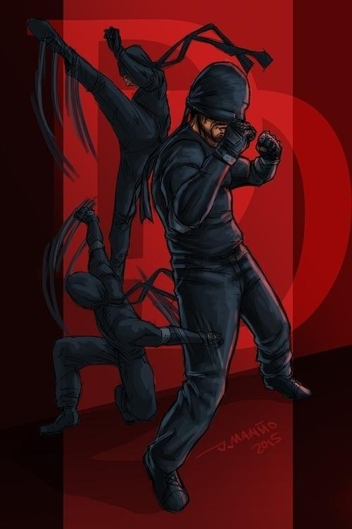 Daredevil - daredevil, comics, marvel - daborien | ello