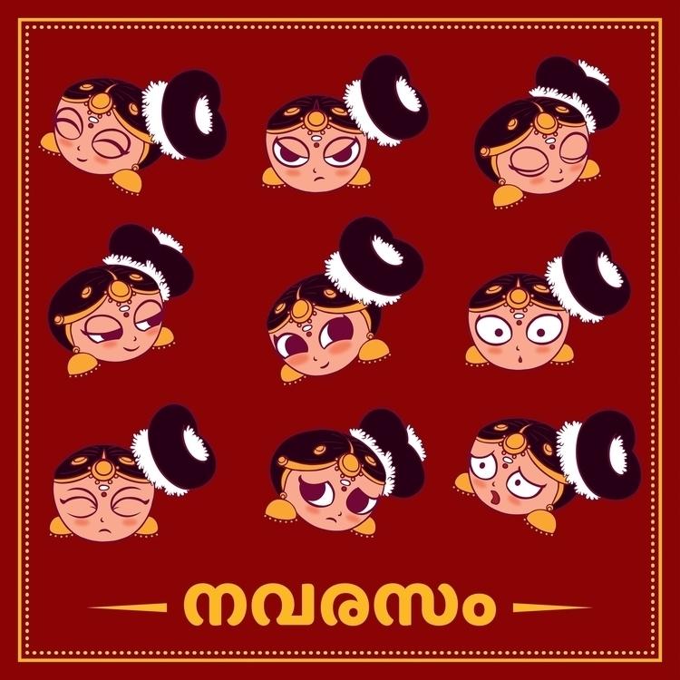 Navarasam- basic expressions so - amrita-4734 | ello