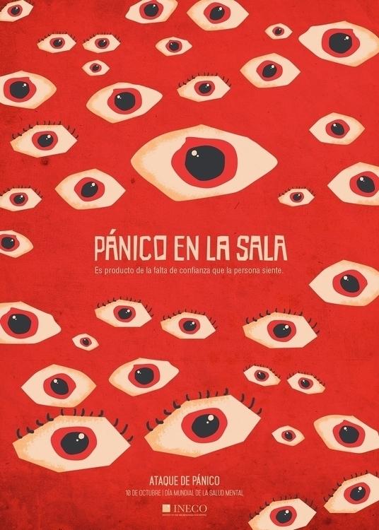 Panic Attack. Posters social ca - nfiasche | ello
