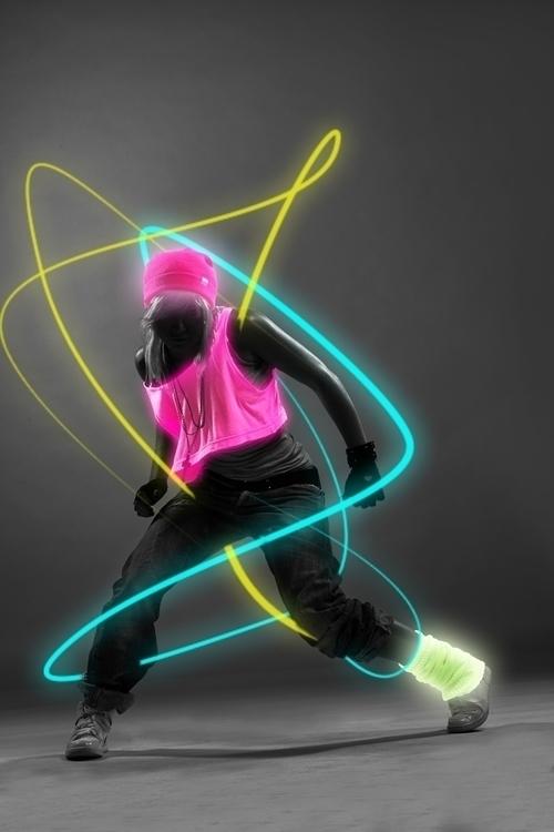 neon dancer - mirsini_anastasiou | ello