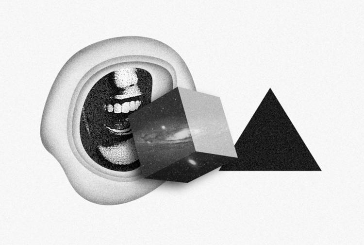Kiss 24×18 cm Digital printing  - marcosmtez | ello