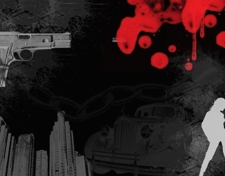 gangster town - mirsini_anastasiou | ello