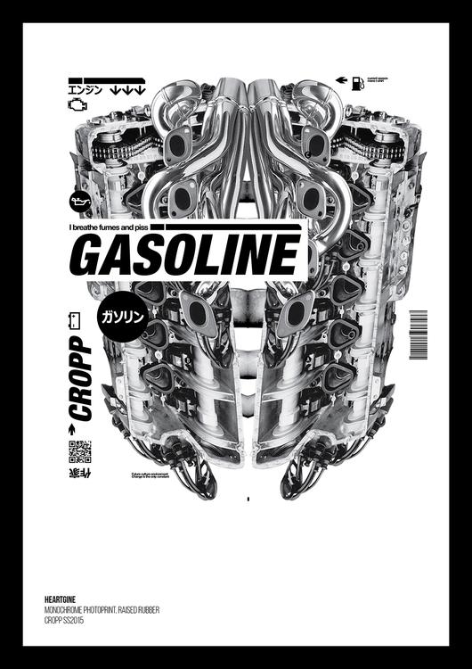 Gasoline - gwiazda | ello
