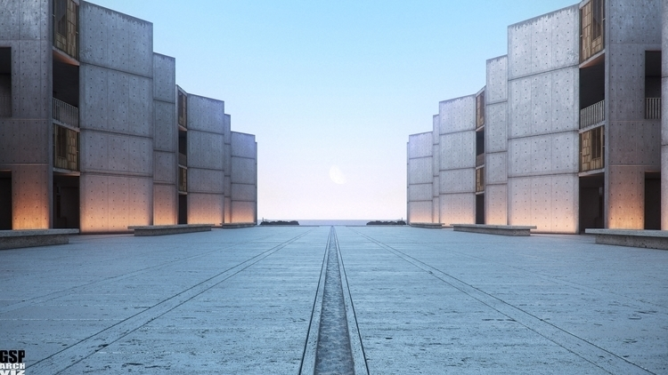 architecturalvisualisation, 3dsmax - totozoos | ello