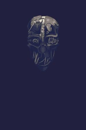 Corvo mask - corvo, dishonored - evileagles | ello